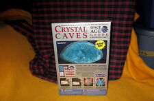 1996 Crystal Caves Space Age Geode Growing Kit New Sealed Item No. 654