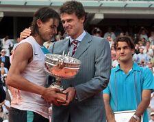 2007 - French Open Men's Finals DVD - Rafael Nadal vs. Roger Federer