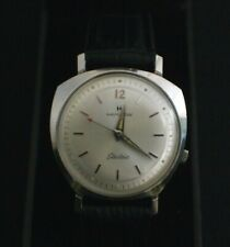 Vintage Hamilton Electric 505 Stainless Steel Working Watch