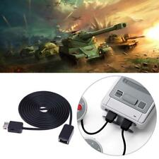 Extension Cable Cord For 2017 Nintendo SNES Classic Mini Console Wii Controller