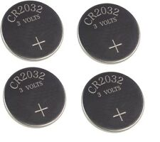 4x CR2032 fIts for Hyundai Remote Fob Central Locking Key Batteries battery