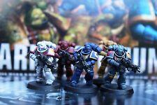 Warhammer space marine Primaris intercessors 10 man  pro painted made to order