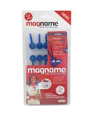Magnetic Name Tag Badge Fastener Id Holder Card Magnet Magnetic Badge Pin