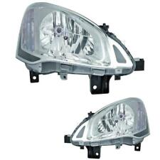 Headlight Halogen Set Citroen Berlingo Multispace Van