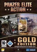 PANZER ELITE ACTION + DUNES OF WAR = GOLD EDITION * Top Zustand