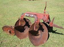 1pt Fast Hitch Farmall 2 Pan Disc Turning Plow 1-F151 1-F200 Farmall 100 130 140