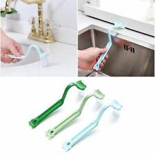 Bathroom Brush Frog V-shaped Portable Plastic Kitchen Cleaning Brush Scrubber
