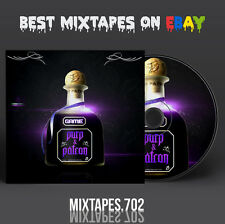 The Game - Purp & Patron Mixtape Double Disc 2CD (Artwork CD/Front/Back Cover)