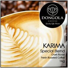 1KG DONGOLA KARIMA Fresh Roasted Coffee Beans Special Blend Whole Bean / Ground