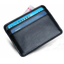 Fashion Card Holder Slim Bank Credit Card ID Card Holder Case Bag Wallet Holder