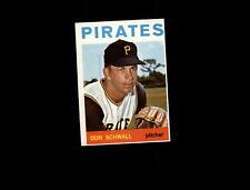 1964 Topps 558 Don Schwall EX #D594217