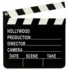 1920s Directors Clapperboard Hollywood Silent Film Movies Clapper Board Prop