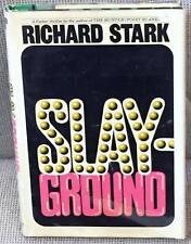 Richard Stark / SLAYGROUND First Edition 1971