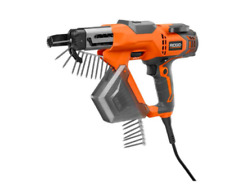 New Ridgid R6791 - Corded 3 inch Drywall and Deck Collated Screwgun / driver