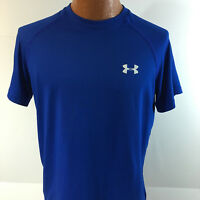 Under Armour HeatGear Loose Athletic/Training/Running Shirt Size S Mens