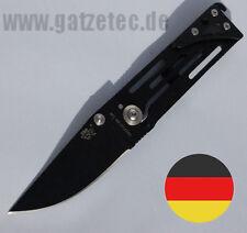 Sanrenmu 7037 737 LUi-SH schwarz Taschenmesser Klappmesser