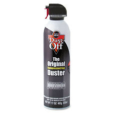 Dust-Off Disposable Compressed Gas Duster 17 oz Can DPSJMB
