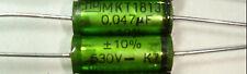 x2 Capas NOS ERO - 0,047uF - 630V/10% ROEDERSTEIN MKT1813 pour guitare