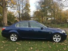 2008/58 BMW 525D SE AUTO DEEP SEA BLUE*STUNNING CAR GREAT SPEC & HISTORY*