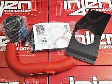 Injen SP Cold Air Intake CAI For 2008-2013 Impreza WRX STi 2.5L 4Cyl. Red