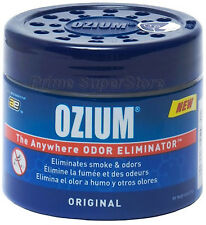 Ozium Original Scent Smoke & Odors Eliminator Air Freshener Car Home 4.5 oz Gel