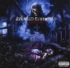 AVENGED SEVENFOLD CD - NIGHTMARE [EXPLICIT](2010) - NEW UNOPENED - ROCK METAL