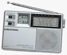 Grundig TR2PE Traveller II Shortwave Radio
