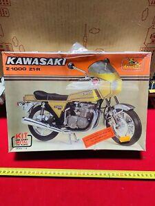 Guiloy Kawasaki Z-1000 Z1R 1:10 Vintage Jouet Tout Dead Stock Motorbike