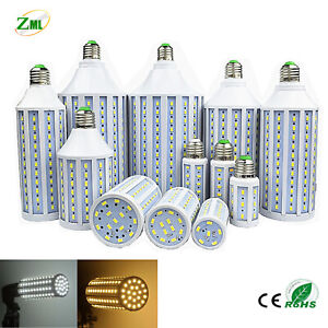 E27 LED bulb 5W 10W 15W 20W 25W 30W 40W 60W 80W SMD2835 Light Corn bulb Lamps