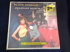 STANLEY BLACK PLACE PIGALLE 1957 Jazz London LL 1742 Audiofile SEALED in Baggie