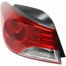 New HY2804119 Driver Side, Outer Tail Light for Hyundai Elantra 2011-2013
