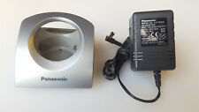 PANASONIC PQLV30018ZALS BATTERY CHARGER FOR KX-TCA155 CORDLESS INCLUDES ADAPTER