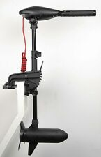 DELUXE 55 lbs ELECTRIC TROLLING MOTOR FOR ANY SMALL AND INFLATABLE BOAT KAYAK