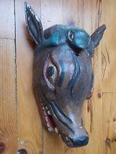 Ancien Masque Animiste , Amérique du Sud
