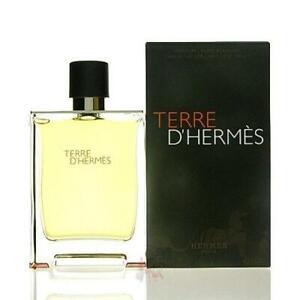 Hermes Terre d'Hermes 200 ml EDP Eau de Parfum Spray Originalverpackt !!!