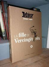 La fille de Vercingétorix - Les aventures d'Astérix T.38 - Tirage de tête - BD