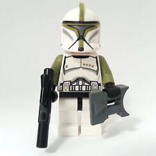 LEGO STAR WARS Figur Clone Trooper Sergeant sw438 75000 inkl. Blaster, Fernglas