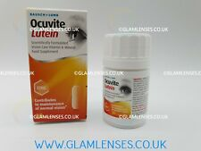 Bausch & Lomb Ocuvite Lutein 30Capsules