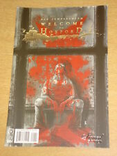 WELCOME TO HOXFORD #1 RI COVER 2008 IDW BEN TEMPLESMITH