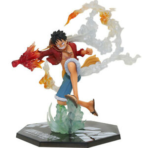 Hot One Piece Figure Collectible Toy,  Fire Fist Monkey D Luffy , From USA