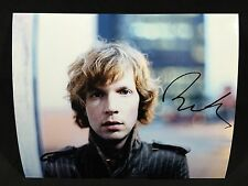 BECK HANSON SIGNED AUTOGRAPHED 8X10 PHOTO G SINGER MORNING PHASE Odelay COA