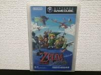 USED GameCube The Legend of Zelda: Wind of tact JAPAN Import