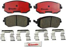 Disc Brake Pad Set-Premium NAO Ceramic OE Equivalent Pad Front Brembo P78013N
