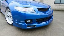 Honda Accord M-Style front lip spoiler (03-06) model (ABS Material)