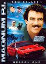 Magnum Pi Complete Season One 0025192115134 With Darby Hinton DVD Region 1