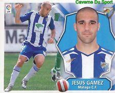 JESUS GAMEZ ESPANA MALAGA.CF STICKER LIGA ESTE 2009 PANINI