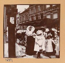 SCHEVENINGEN c. 1900 - Carriole Enfants Pays Bas - FD Hol 100