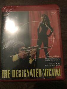 The Designated Victim Blu Ray Mondo Macabro Ltd Ed
