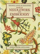 The Royal School of Needlework - Book Of Needlework & Embroidery