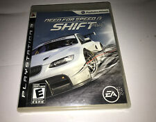 Need for Speed: Shift (Sony PlayStation 3, 2009) W Case